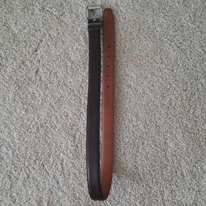 Men's Ralph Lauren Leather Belt